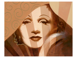 Marlene in T. Limelight Posters by  Joadoor