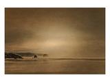 Schwartz - Gentle Coastal Sunrise Poster by Don Schwartz