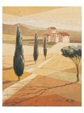 Monte Oliveto Posters af Karsten Kirchner