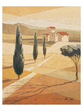 Monte Oliveto Prints by Karsten Kirchner
