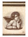 Raffaello Amore Angel Posters by Rene Stein