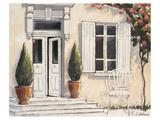 Residenza Roma Portal Prints by Karsten Kirchner