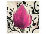 Purple Tulip Prints by  Joadoor