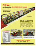 Schwartz - A Complete Recreation Car Prints by Don Schwartz