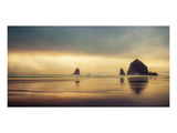 Schwartz - Haystack Sunset Prints by Don Schwartz