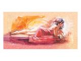 Satin Moments Prints by Talantbek Chekirov