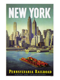 New York World's Fair Posters