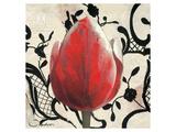 Red Tulip Prints by  Joadoor