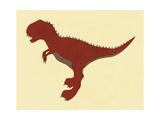 Dino 2 Posters by Tamara Robinson