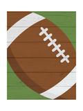 Football 2 Posters av Tamara Robinson