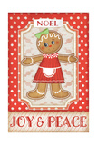 Gingerbread Girl Posters by Jennifer Pugh