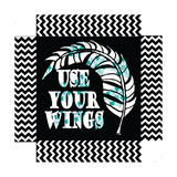 Use Your Wing Art Box Prints by Shanni Welch
