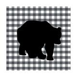 Bear 1 Prints by Linda Woods