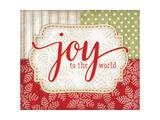Joy to the World Prints by Jennifer Pugh