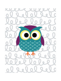 Tamara Robinson - Owl 3 Obrazy