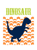 Dino 3 Posters av Tamara Robinson
