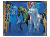 Roman Liberty Posters by  Joadoor