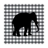 Elephant 1 Poster von Linda Woods