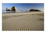 Rocky Islands Wharariki Beach Prints
