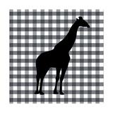 Giraffe1 Prints by Linda Woods