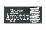 Bon Apetit Prints by Shanni Welch