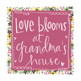 Love Blooms at Grandma's 2 Prints by Katie Doucette