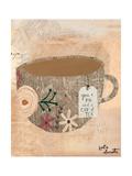 You Me and Tea Kunstdrucke von Katie Doucette