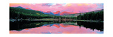 Rocky Mountain Reflections Posters by Gary Crandall