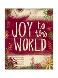 Joy to the World Posters by Katie Doucette