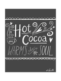 Hot Cocoa Prints by Katie Doucette