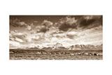 Wyoming Skies Posters par Gary Crandall