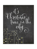 Christmas City Prints by Amy Cummings