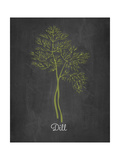 Dill Prints by Amy Cummings
