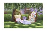 Grandmother's Flower Graden Prints by Julie Peterson