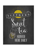 Sweet Tea Kunstdrucke von Amy Cummings