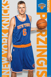 New York Knicks- Kristaps Porzingis 2015 Posters