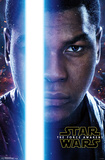 Star Wars Force Awakens- Finn Portrait Prints
