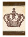Six Arch Circlet Crown Prints by Rene Stein