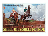 Shell the Quick Strating Pair Poster