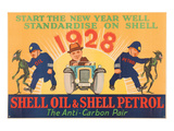 Standardise on Shell Posters