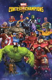 Marvel Contest of Champions- Group Prints