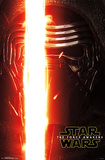 Star Wars Force Awakens- Kylo Ren Portrait Print