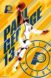 Indiana Pacers- Paul George 2015 Print