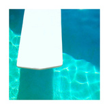 Pool Float Print by Lisa Hill Saghini