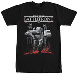 Star Wars Battlefront- Forward Battalion Shirts