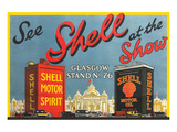 Shell Glasgo Stand No. 76 Prints
