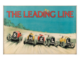 Shell the Leading Line Poster