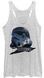 Juniors Tank Top: Star Wars Battlefront- Echoes Of Combat Canotta