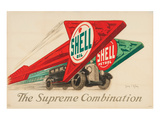 Shell the Supreme Combination Poster