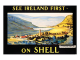See Ireland First on Shell Posters